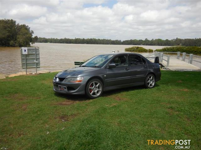 2004 mitsubishi lancer evolution 8 mr ct9a 4d sedan for sale in lansvale nsw 2004 mitsubishi. Black Bedroom Furniture Sets. Home Design Ideas