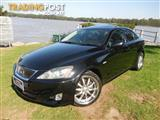 2007  Lexus Is250 Prestige Gse20r 4d Sedan