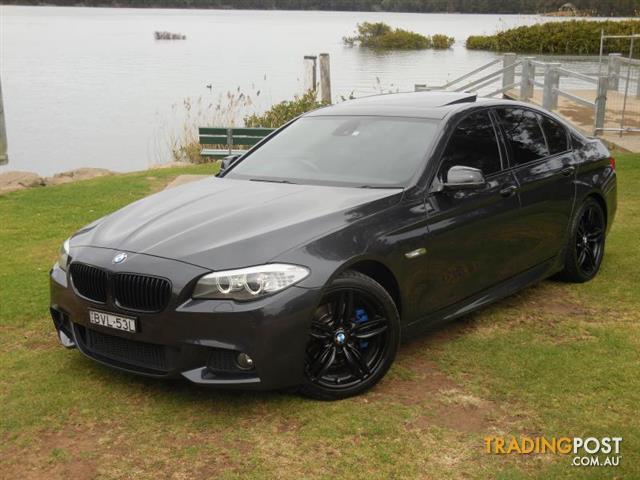 2011 bmw 520d m sport f10 4d sedan for sale in lansvale nsw 2011 bmw 520d m sport f10 4d sedan. Black Bedroom Furniture Sets. Home Design Ideas