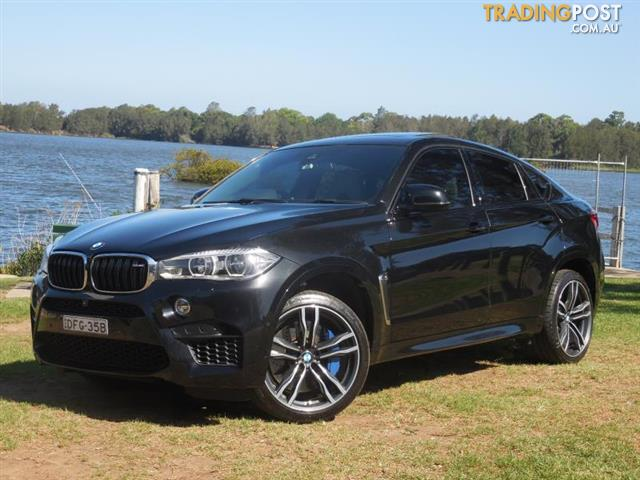 2015 Bmw X6 M F16 4d Wagon