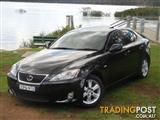 2007  Lexus Is250 Prestige  Sedan