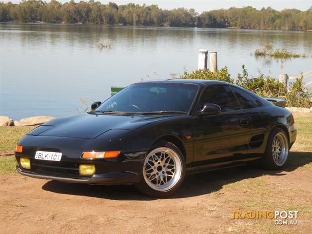 1990 Toyota Mr2 Gt Limited Sw20 2 Door & 1990 Toyota Mr2 Gt Limited Sw20 2 Door for sale in Lansvale NSW ...