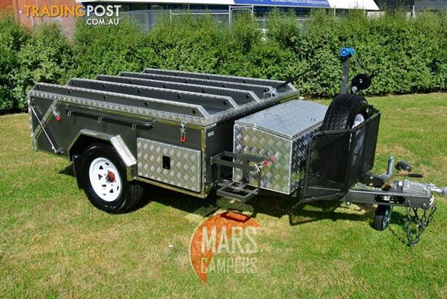 Unique HARD FLOOR CAMPER TRAILER 4X4 OFF MARS CAMPER NEW For Sale In ANDREWS