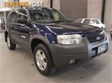 2003 FORD ESCAPE LIMITED BA 4D WAGON