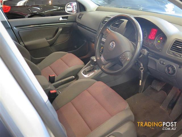2008 VOLKSWAGEN GOLF GT SPORT TSI 1K MY08 UPGRADE 2 5D HATCHBACK