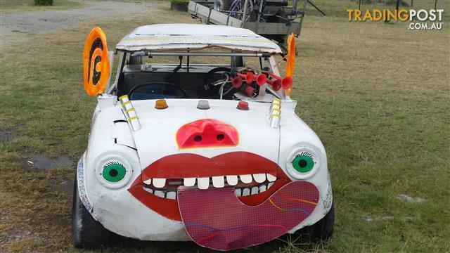 Comedy car