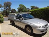 2005 HOLDEN COMMODORE ONE TONNER VZ C/CHAS