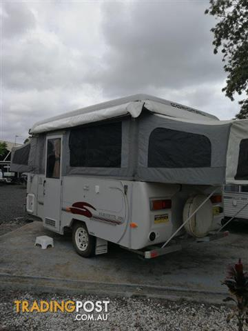 slide-on camper | Find caravans for sale in Australia
