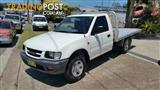 2001  HOLDEN RODEO LX TFR9 C/CHAS