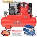 BOSS 37CFM/ 7.5HP Air Compressor on 170L Tank