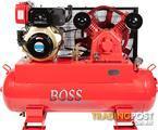 BOSS 40CFM/ 10HP Diesel Air Compressor (E/Start)