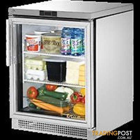 True Tuc24g Glass Door Under Counter Fridge For Sale In Narre Warren
