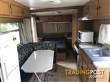 Viscount Supreme Family Caravan Renovated inside with Bunks