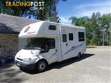 Motorhome For Hire from $110 night