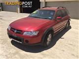 2004 HOLDEN ADVENTRA CX8 VZ 4D WAGON