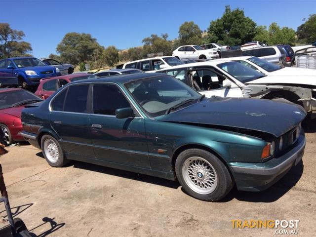 1995 e 34 bmw 525i wrecking now for sale in tumblong nsw 1995 e 34 1995 e 34 bmw 525i wrecking now publicscrutiny Images