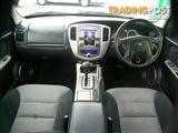 2006 Ford Escape XLT ZC MY07 Wagon