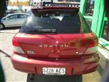 2001 Subaru WRX   Hatchback