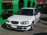 2002 Hyundai Elantra GL XD