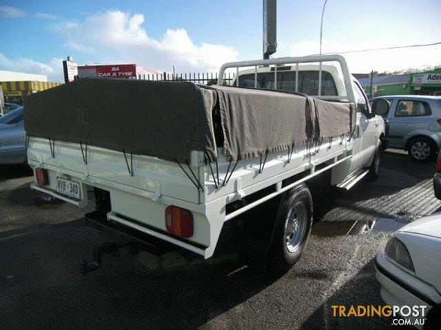 2002 Ford F250 XL RN Cab Chassis