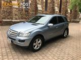 2005 MERCEDES-BENZ ML 500 LUXURY (4x4) W164 4D WAGON