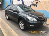 2008 LEXUS RX350 SPORTS LUXURY GSU35R 07 UPGRADE 4D WAGON