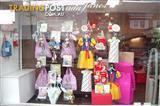 Shop Fittings / Window Display Clear Modern Display