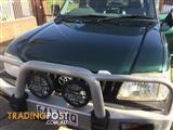 2000 TOYOTA LANDCRUISER PRADO RV6 (4x4) VZJ95R 4D WAGON