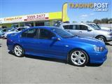 2005 Ford Falcon XR8 BA Mk II Sedan