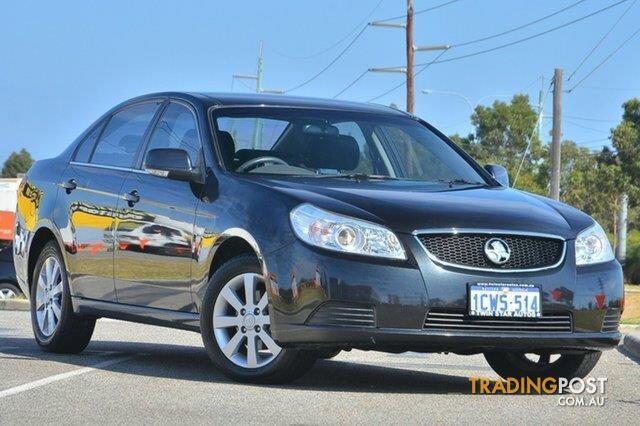 2008 Holden Epica CDX EP MY08 Sedan