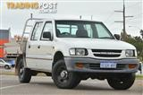 2001 Holden Rodeo LX TFR9 Crewcab