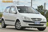 2007 Hyundai Getz 1.4 TB Upgrade Hatchback