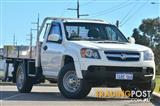 2008 Holden Colorado LX (4x4) RC MY09 Cab Chassis