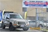 2004 Jeep Cherokee Limited (4x4) KJ MY05 Upgrade Wagon