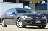 2007 Lexus GS300 Sport Luxury GRS190R Sedan