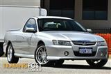 2005 Holden Commodore Storm VZ Utility
