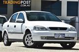 2003 Holden Astra Equipe TS Sedan
