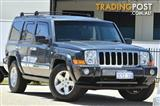 2007 Jeep Commander  XH Wagon