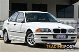 2001 BMW 318I  E46 Sedan