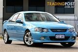 2005 Ford Falcon XR6 BA MkII Sedan