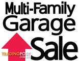 2 family garage sale, everything cheap, cheap!!