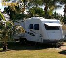 2011 Jayco Sterling 21.65-3 Slide Out to Bed