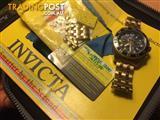INVICTA Carnival Legend - SWISS - Limited Edition 300m - Crystal Glass