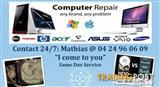 Need your computer fixed? /Home support available