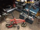 Vintage Funny Bike / clown cycle - mini bike awesome