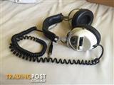 Vintage Japanese Headphones
