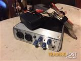Digital Audio PreSounds Recording interface Firebox