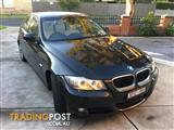 2009 BMW 3 20i EXECUTIVE E90 MY09 4D SEDAN