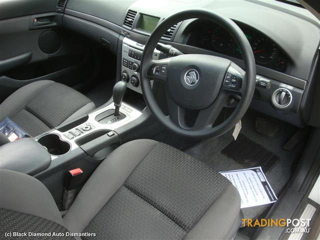 2008-HOLDEN-COMMODORE-ECU-EARLY-TYPE-PT-NO-24238871
