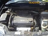 2007 HOLDEN BARINA COIL/COIL PACK